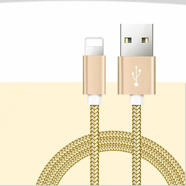 COLORFUL CABLE FOR iPHONE & iPAD