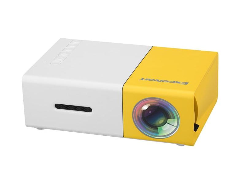 HD PROJECTOR MINI SIZE - fenniamore-lifestyle