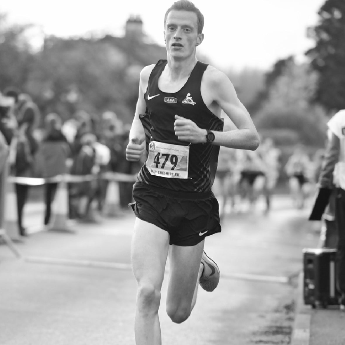 Alistair Rutherford - Birchfield Harriers Athlete & Professional Musician