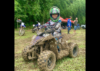 Yamaha Motocross Academy: We Train; Rain or Shine!