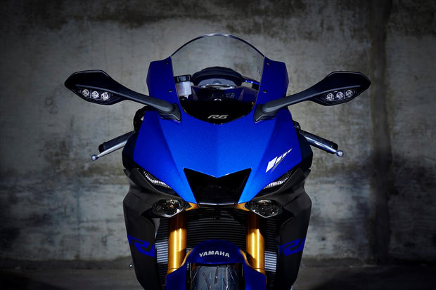 2019 Yamaha YZF-R6 Supersport Motorcycle