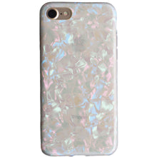 Load image into Gallery viewer, Mother of pearl shiny shell iPhone case
