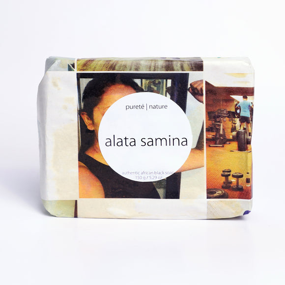 Alata Samina (The Original African Black Soap)