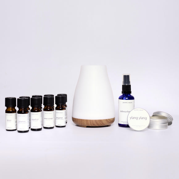Aromatherapy  & Wellness Bundle