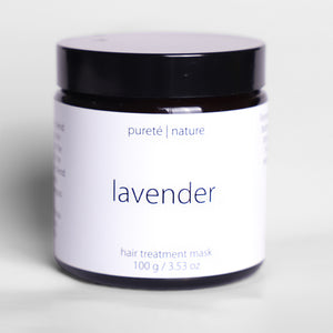 Hair Treatment Mask Avocado & Lavender