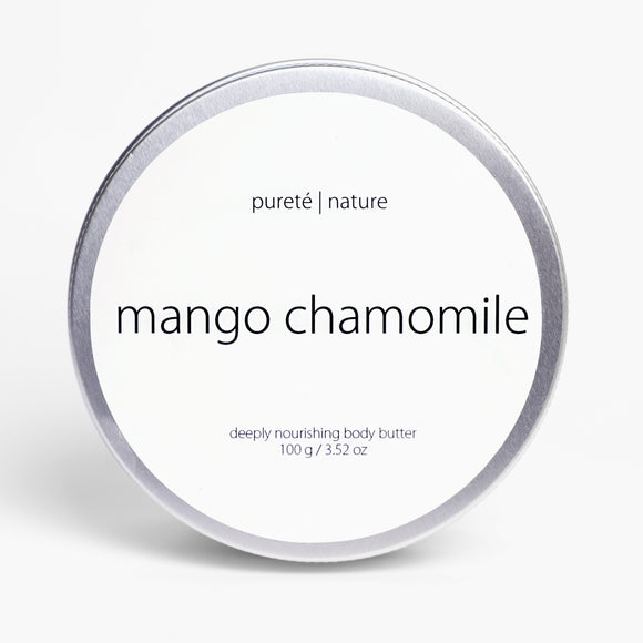 Mango Chamomile Body Butter