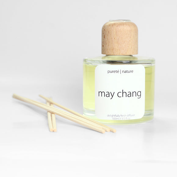 May Chang & Lavender Reed Diffuser