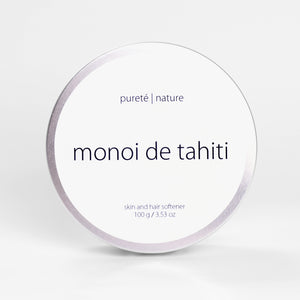 Monoi De Tahiti Double Whipped Body Butter 100 g