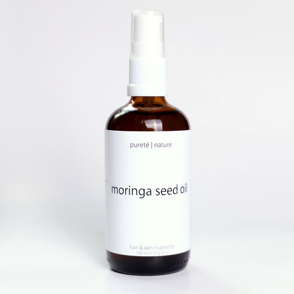 Moringa Unrefined Organic Oil 100ml