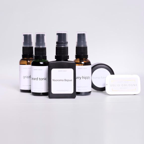 The Bearded Gent Gift Set