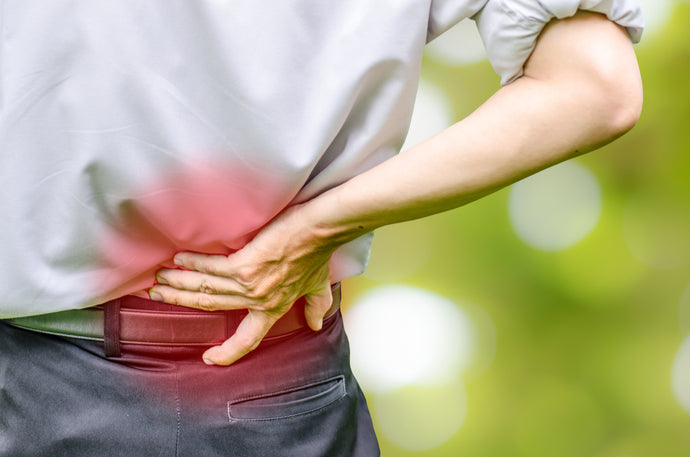 Treat your back pain naturally