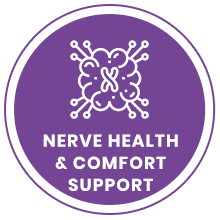 Nerve Health & Comfort Support
