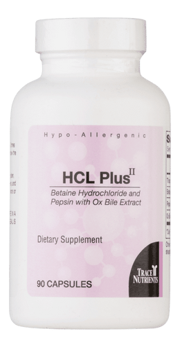 HCL V-Plus - 90 tablets - Lipase 40 mg
