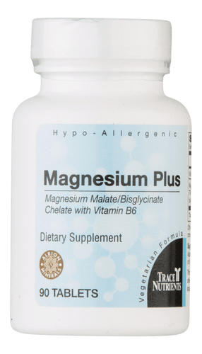 Magnesium with Vitamin B6 - 90 tablets