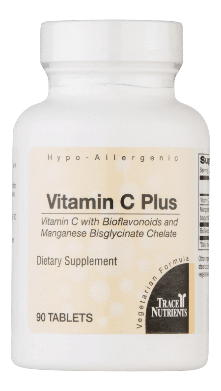 Vitamin C Plus - 90 tablets - with Manganese