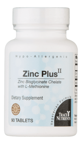 Zinc Plus - 90 tablets - with L-Methionine
