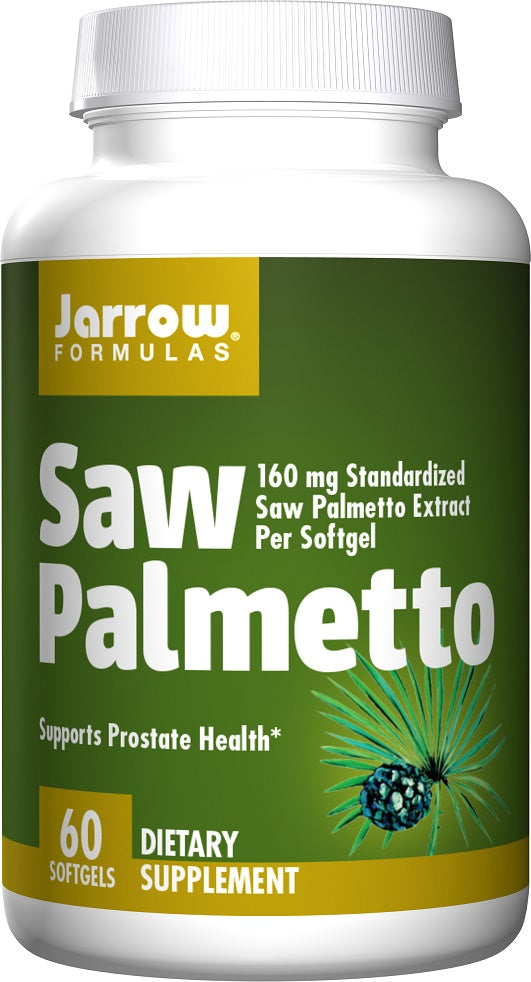 Saw Palmetto - 60 softgels