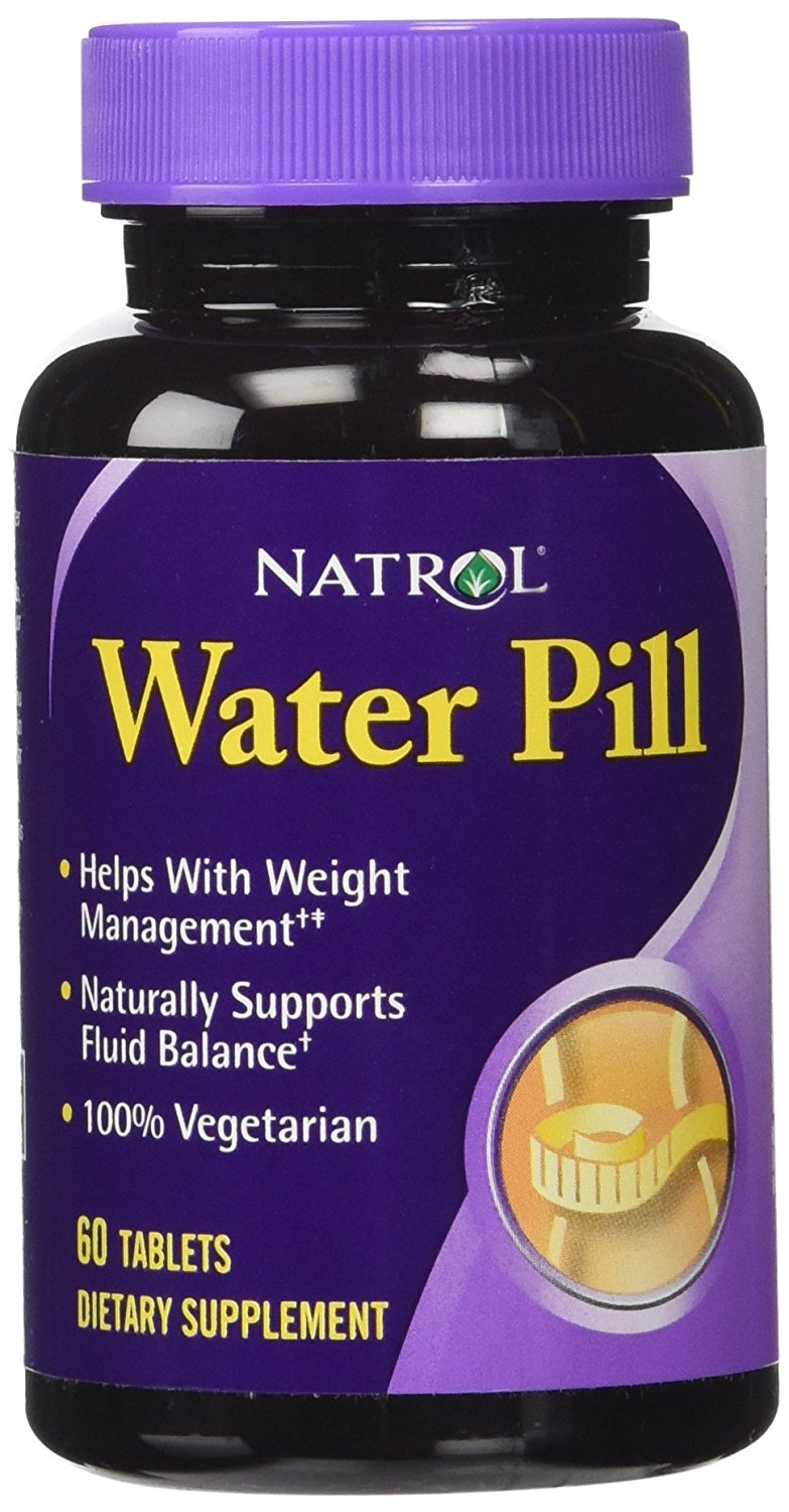 Water Pill - 60 tablets