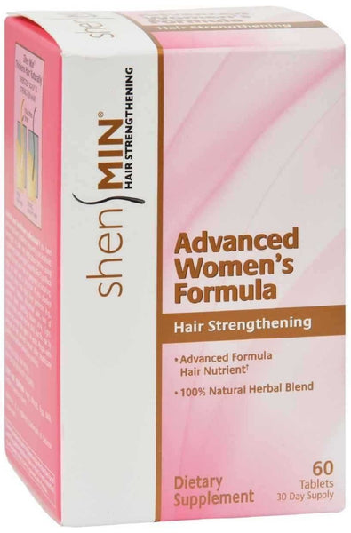 Shen Min Advanced Women's Formula, Hair Strengthening - 60 tablets