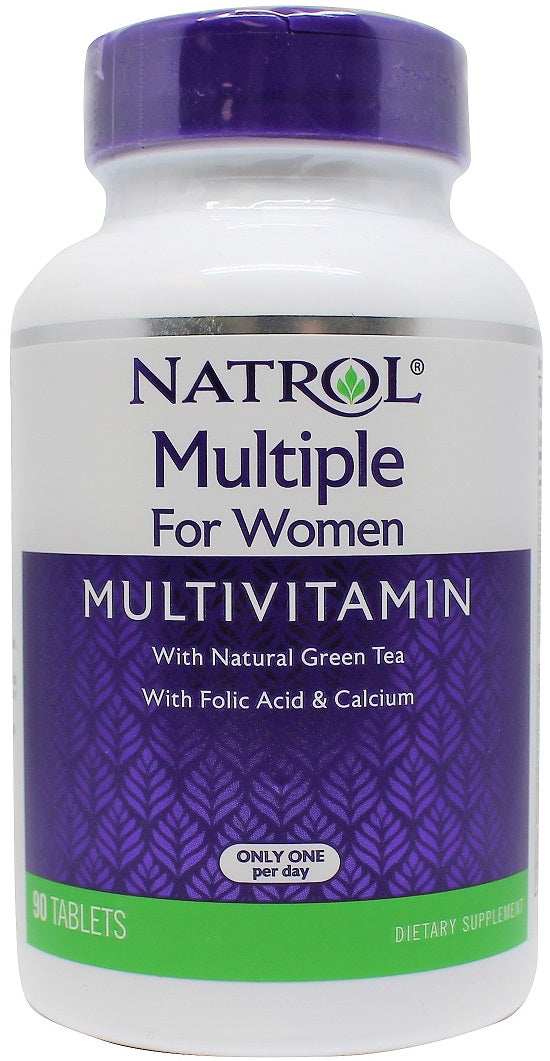 Multiple For Women - 90 tablets
