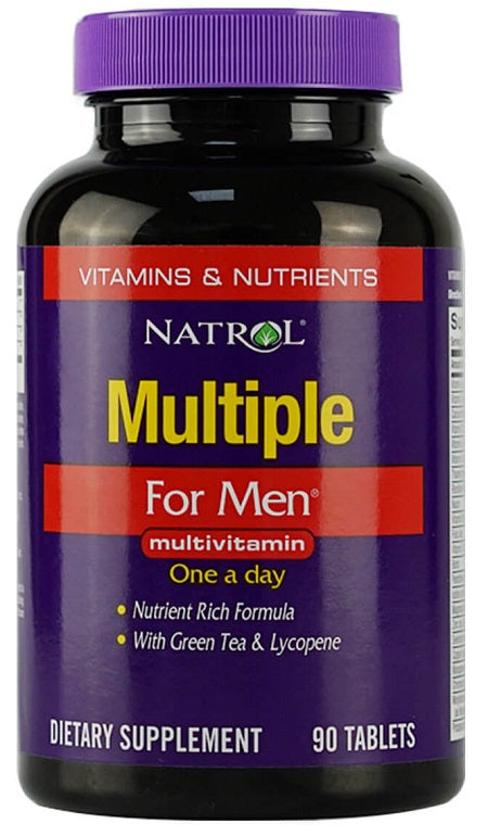 Multiple For Men - 90 tablets