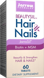 BeautySil Hair & Nails - 60 tablets