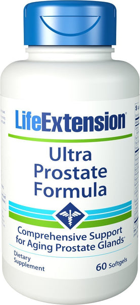 Ultra Natural Prostate - 60 softgels