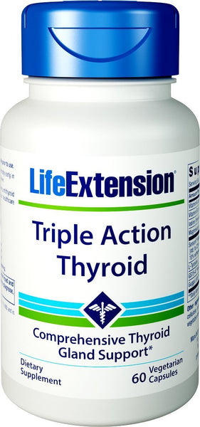 Triple Action Thyroid - 60 vcaps