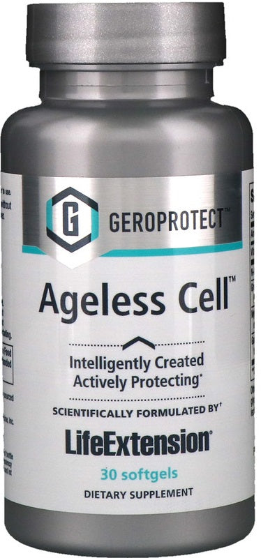 Geroprotect, Ageless Cell - 30 softgels