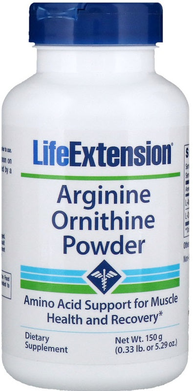 Arginine Ornithine Powder - 150 grams