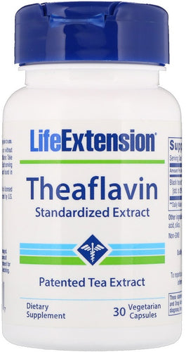 Theaflavin Standardized Extract - 30 vcaps