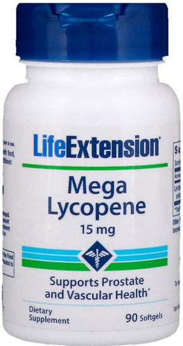 Mega Lycopene, 15mg - 90 softgels