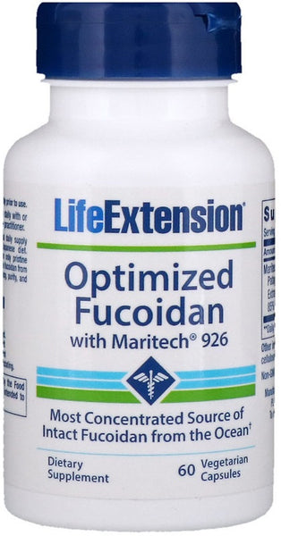 Optimized Fucoidan - 60 vcaps