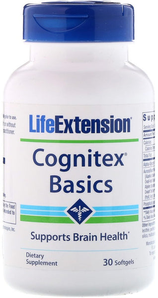 Cognitex Basics - 30 softgels