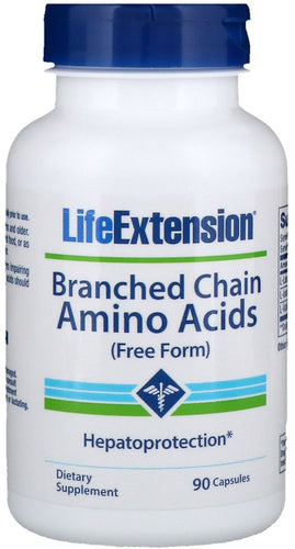Branched Chain Amino Acids - 90 caps