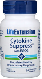 Cytokine Suppress with EGCG - 30 vcaps