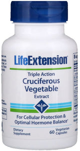 Triple Action Cruciferous Vegetable Extract - 60 vcaps