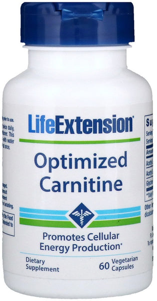 Optimized Carnitine - 60 vcaps