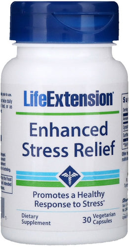 Enhanced Stress Relief - 30 vcaps
