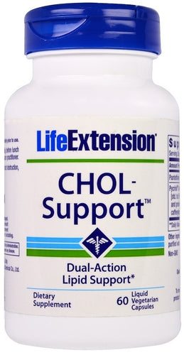 CHOL-Support - 60 liquid vcaps