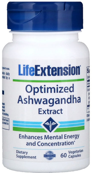 Optimized Ashwagandha Extract - 60 vcaps