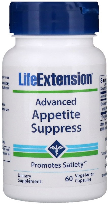 Advanced Appetite Suppress - 60 vcaps