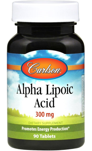 Alpha Lipoic Acid, 300mg - 90 tablets