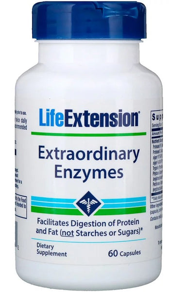 Extraordinary Enzymes - 60 caps