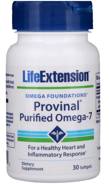 Provinal Purified Omega-7 - 30 softgels