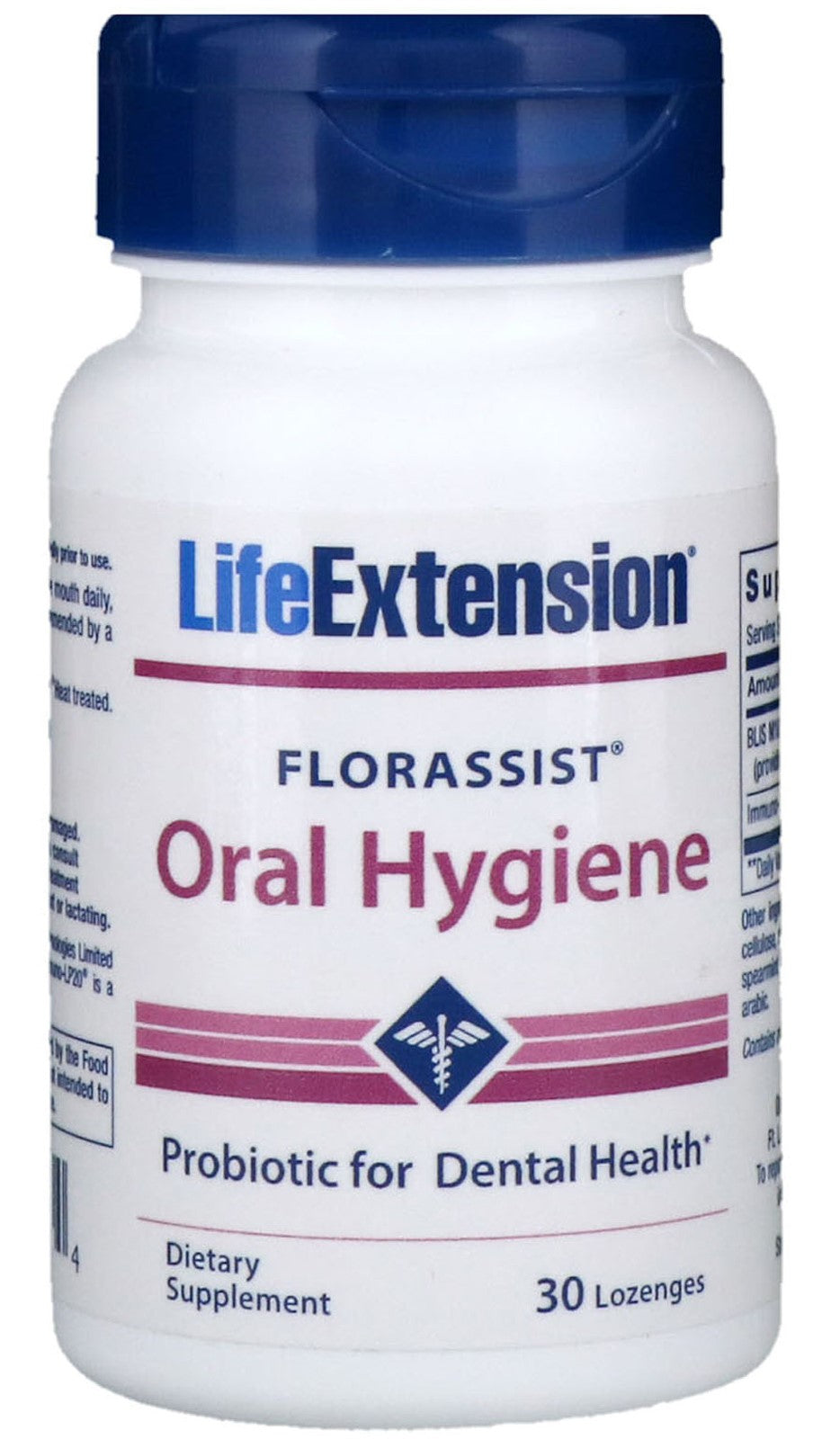 Florassist Oral Hygiene - 30 lozenges