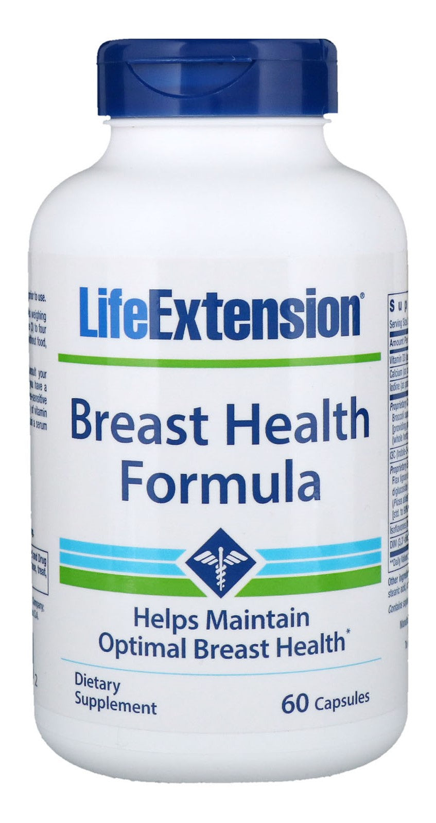 Breast Health Formula - 60 caps