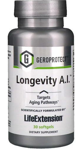 Geroprotect, Longevity A.I. - 30 softgels