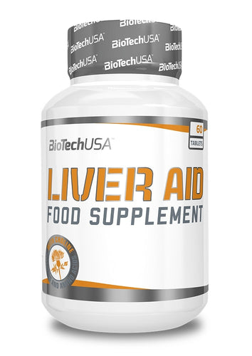 Liver Aid - 60 tablets