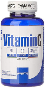 Vitamin C, 1000mg - 90 tablets